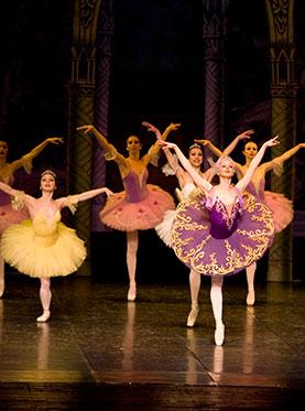 俄罗斯国家剧院芭蕾舞团经典芭蕾舞剧《睡美人》