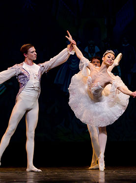 俄罗斯国家剧院芭蕾舞团经典芭蕾舞剧《胡桃夹子》