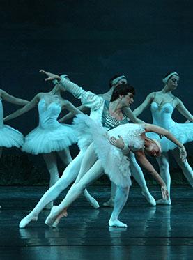 俄罗斯国家剧院芭蕾舞团经典芭蕾舞剧《天鹅湖》