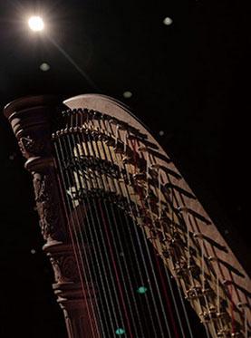 以色列竖琴大赛金奖获奖者音乐会