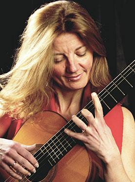 大师公益系列---伊丽娜·卡索莉(Elena Càsoli)古典吉他独奏音乐会