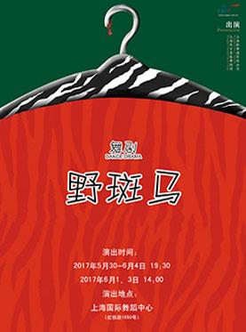 2017舞剧演出季之野斑马