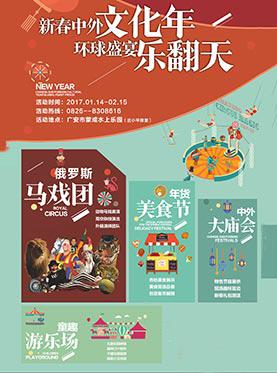 广安市首届中外文化交流节