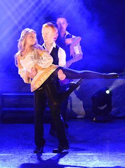 爱尔兰命运之舞舞蹈团《命运之舞》