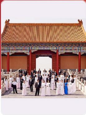 """新春祝福之欢乐颂 """"雨后彩虹""""中国国家交响乐团合唱团中外经典作品合唱音乐会"""