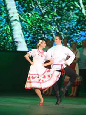 俄罗斯莫伊谢耶夫国家模范舞蹈团晚会