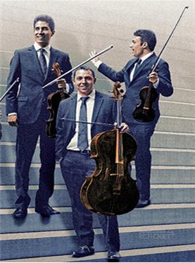 2017MINI音乐节 驻节演出:林肯中心室内乐协会