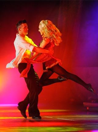 爱尔兰踢踏舞《命运之舞》