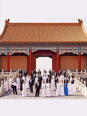 伏尔加之声:中国国家交响乐团合唱团音乐会