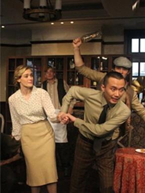 实景音乐话剧《白马Cafe》
