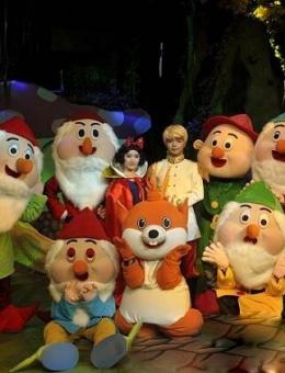 爱家森林童话剧场-三只小猪