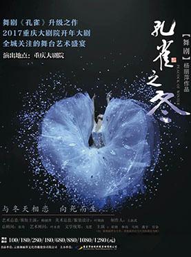 舞剧《孔雀之冬》【01月19日场】