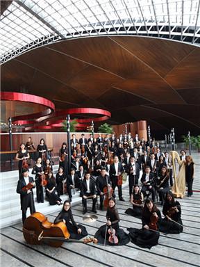 国家大剧院管弦乐团:不朽的情愫—柯岗与德里克•韩的俄罗斯肖像