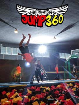Jump360 室内极限蹦床