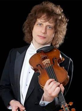 世界著名小提琴大师 亚历山大•马科夫—首次来华巡演深圳音乐会