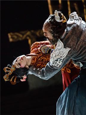 2016国家大剧院舞蹈节:中国歌剧舞剧院原创舞剧《昭君出塞》