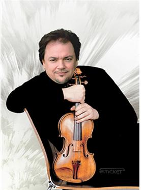 谢尔盖·克里洛夫小提琴独奏音乐会