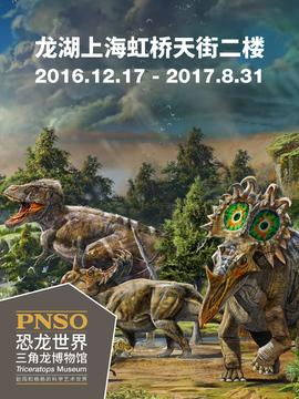 PNSO恐龙世界三角龙博物馆