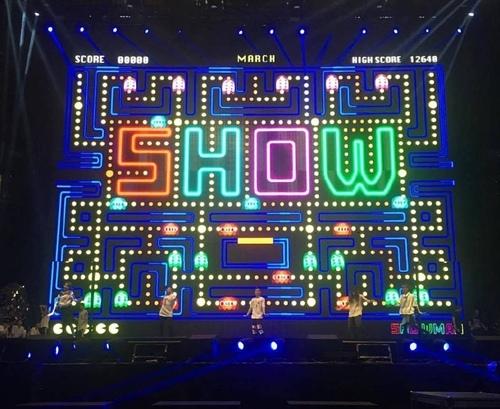 罗志祥2016CRAZY WORLD世界巡回演唱会现场