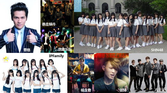 2016上海亚洲音乐节—Bangbox海湾音乐嘉年华