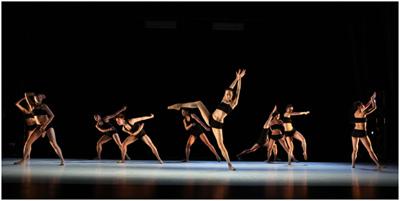 北京当代芭蕾舞团舞剧《野草》