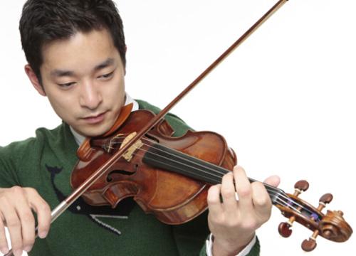 """五岛龙2016中国巡演 """"梁祝之旅""""小提琴独奏会—广州"""
