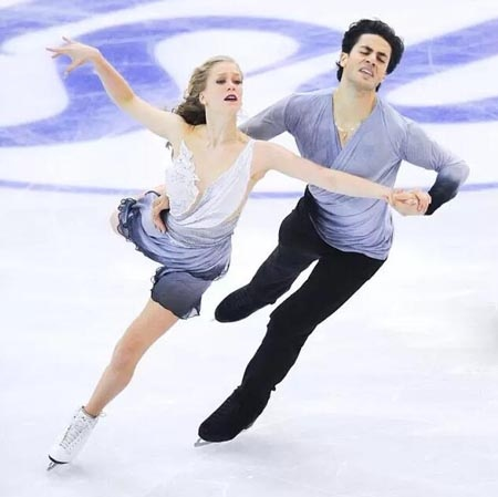 Kaitlyn WEAVER  Andrew POJE-CAN